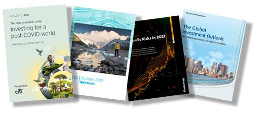 Стратегии и инвестиционные прогнозы по рынку акций на 2021 год