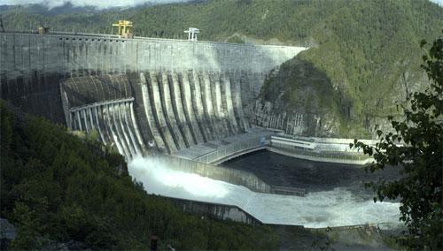 Саяно-Шушенская ГЭС имени П.С. Непорожнего