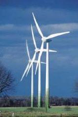 Ветрогенераторы.