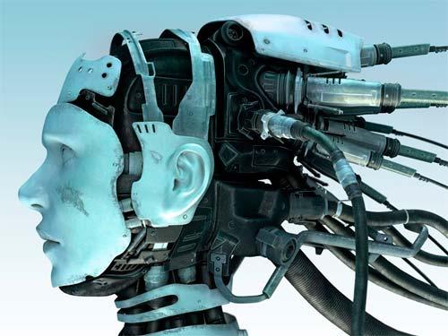 Humanoid daytrader.