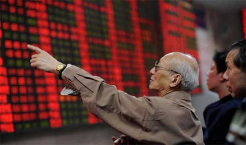 Китайские инвесторы в ноябре 2014 года откыли более 1 000 000 новых брокерских счетов.