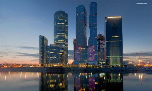 Москва Сити. Сделки с недвижимостью.