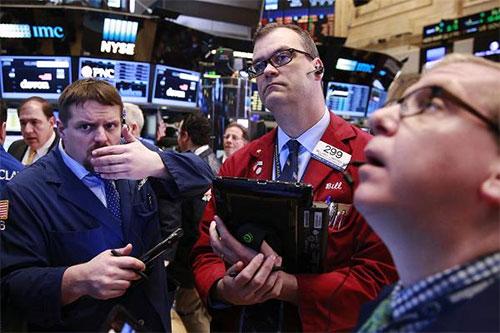 Тупые трейдеры на Wall Street (NYSE)