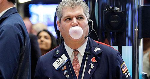 Биржевой пузырь