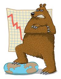 Медведи на бирже