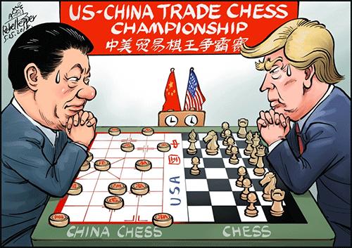 Торгвое соглашение между США и Китаем
