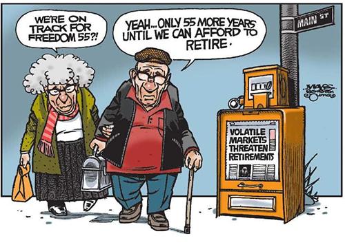 ... на пути к финансовой свободе на пенсии
