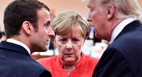 Торговая война США и Европы