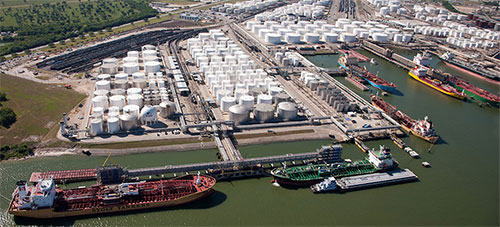 Vopak Oil Terminal